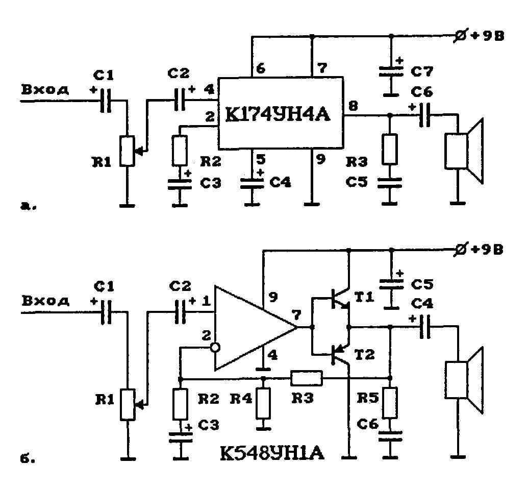 схема подключения транзистора кт 814